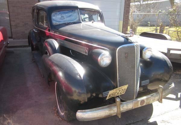 Really Big Deal 1937 Cadillac