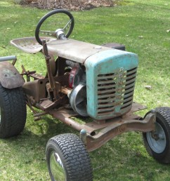 1962 tiny tractor ford lgt 120 garden tractor 1962 ford lgt 125 pto wiring diagram  [ 1600 x 899 Pixel ]