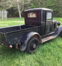 051216 barn finds 1932 chevrolet pickup 3 [ 1600 x 1200 Pixel ]