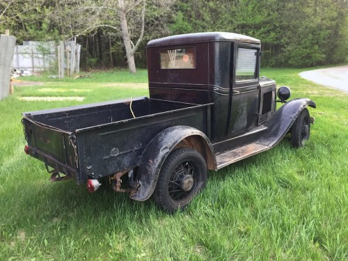 small resolution of 051216 barn finds 1932 chevrolet pickup 3