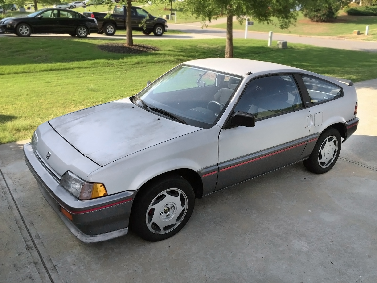 hight resolution of 87 crx