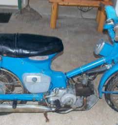 1964 honda 50 scooter wiring diagram [ 1600 x 870 Pixel ]