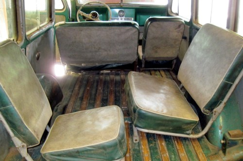 small resolution of 1956 willys wagon interior