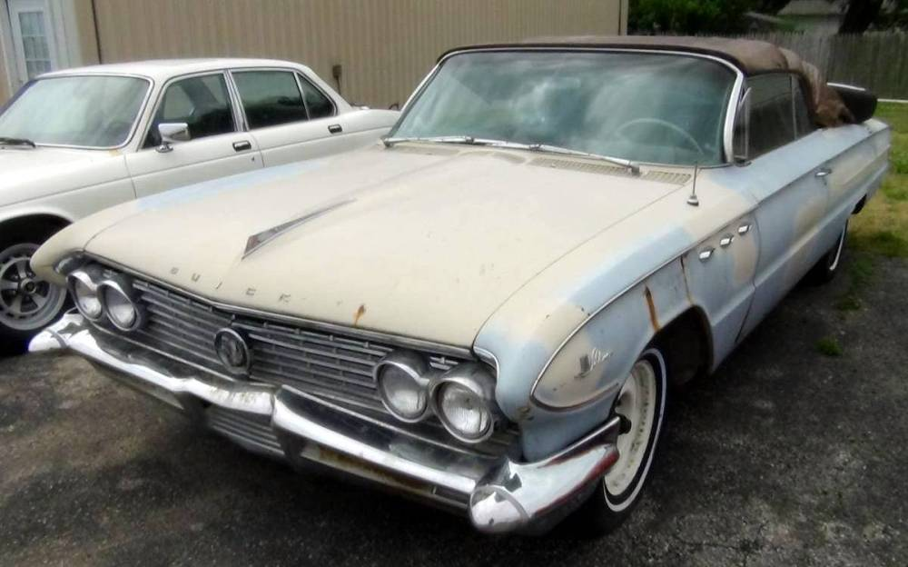 medium resolution of 1961 buick
