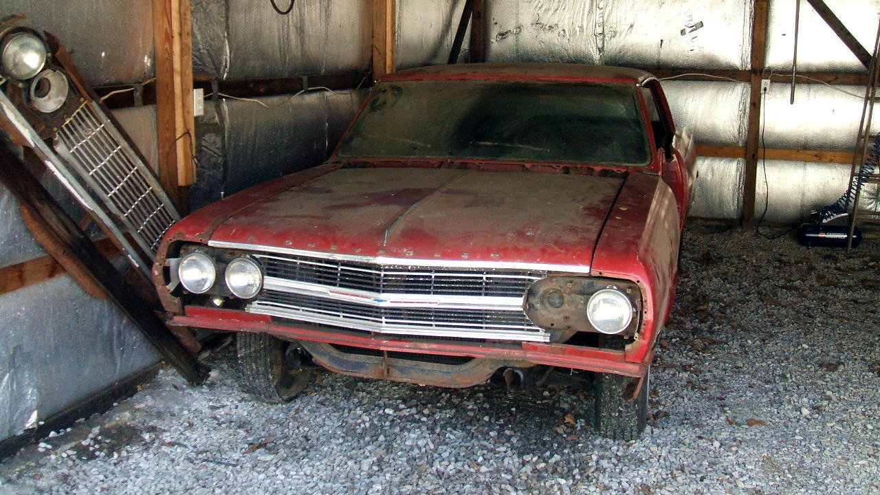 1965 Chevrolet Malibu SS For 2500