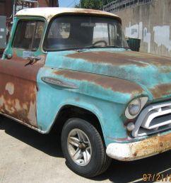 1957 chevrolet truck [ 1598 x 1000 Pixel ]