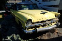 Sitting 12 Years: 1956 Plymouth Belvedere