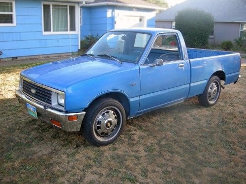 small resolution of 1982 chevrolet luv diesel pickup