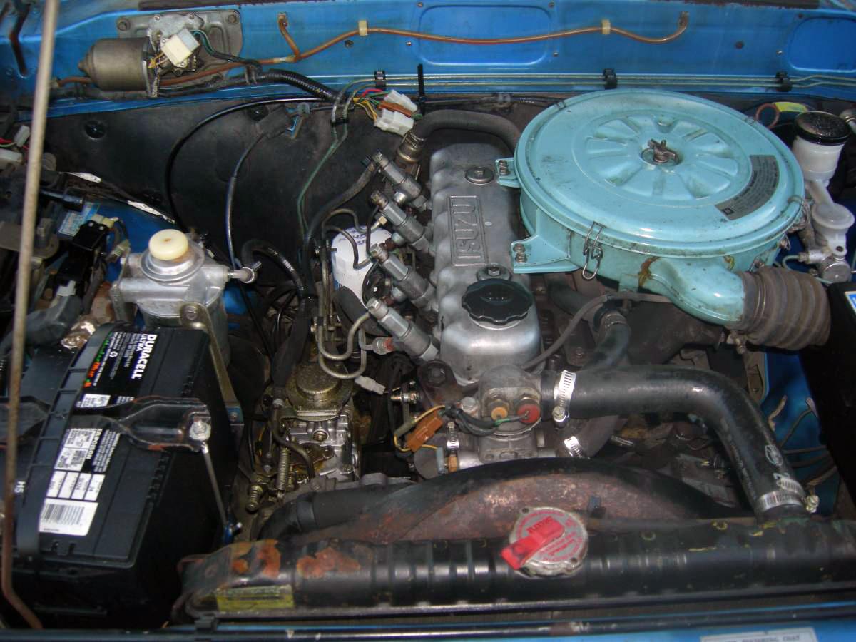 1990 Gmc Starter Wiring Diagram 2 950 Diesel 1982 Chevrolet Luv Diesel Pickup