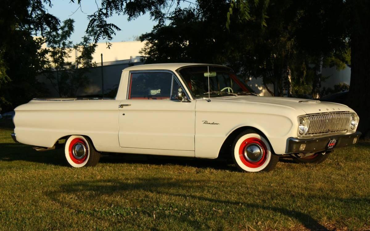 Perfect Parts Hauler 1962 Ford Ranchero