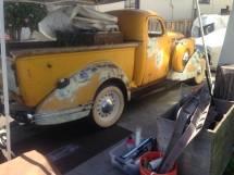 Craigslist 1937 Studebaker - Year of Clean Water