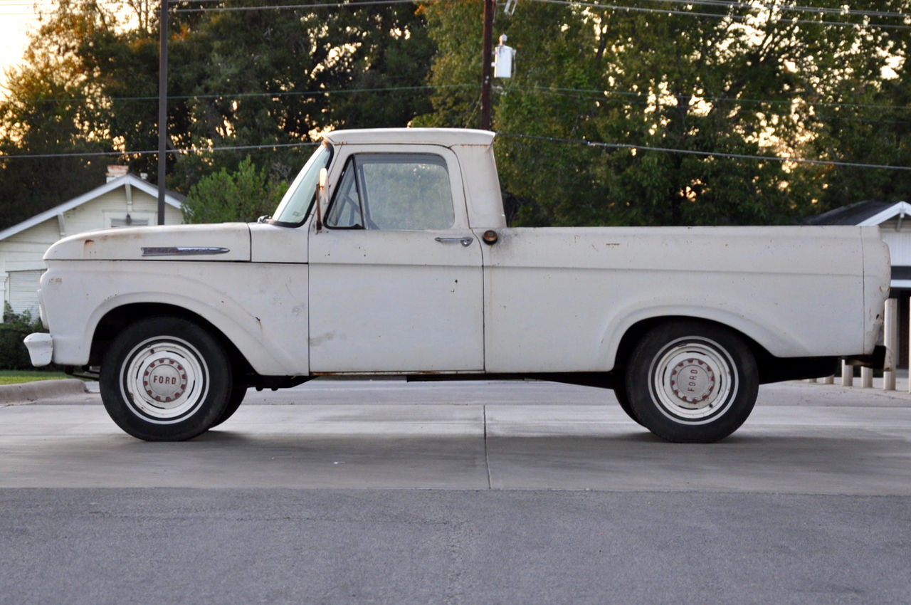 hight resolution of 102516 barn finds 1961 ford f 100 unibody