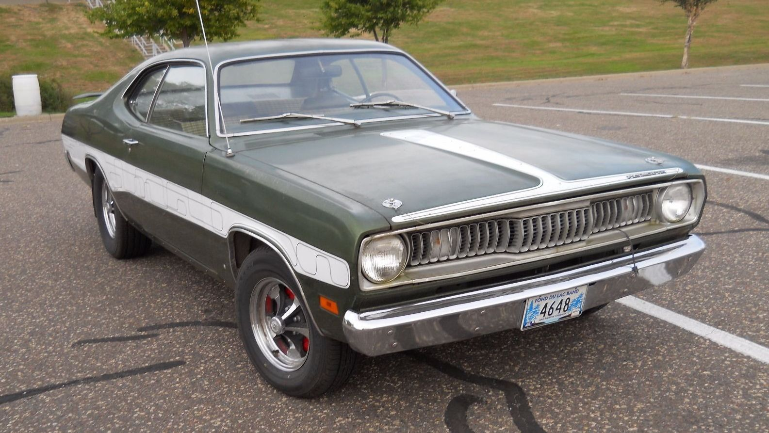 Period Mods: 1971 Plymouth Duster 340
