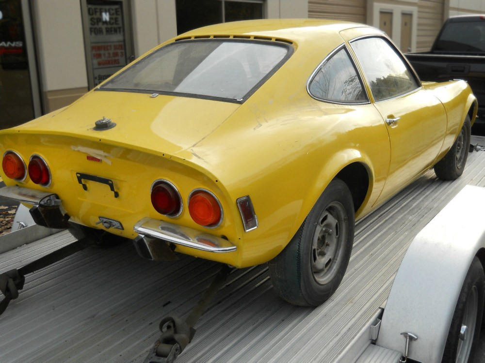 medium resolution of i think there are a few opel gt fans among the barn finds readers if i remember correctly a few past owners too i have to admit that i have never owned