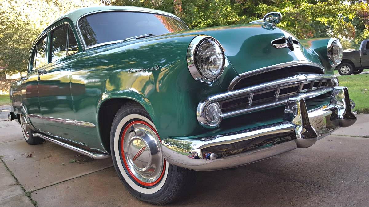 Mister Grinch 1953 Dodge Coronet