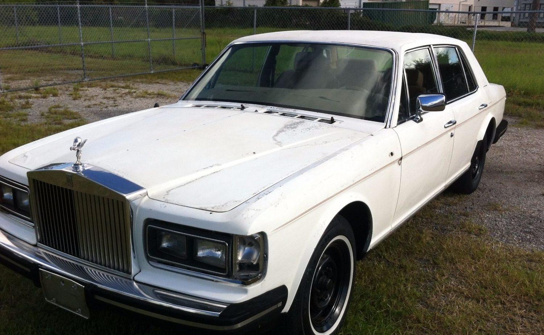 Double Your Money! 1981 Rolls Royce Silver Spirit