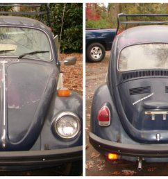 as you can see some of the customization has taken place on this car i m pretty sure 1970 beetles didn t come with two tone paint i know they didn t come  [ 1200 x 660 Pixel ]
