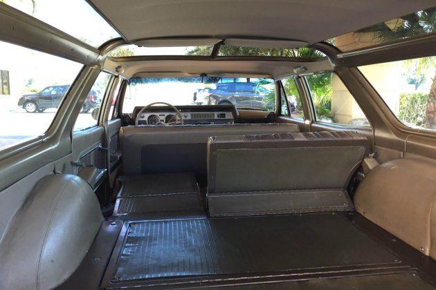 Best Original 1966 Olds Vista Cruiser Left