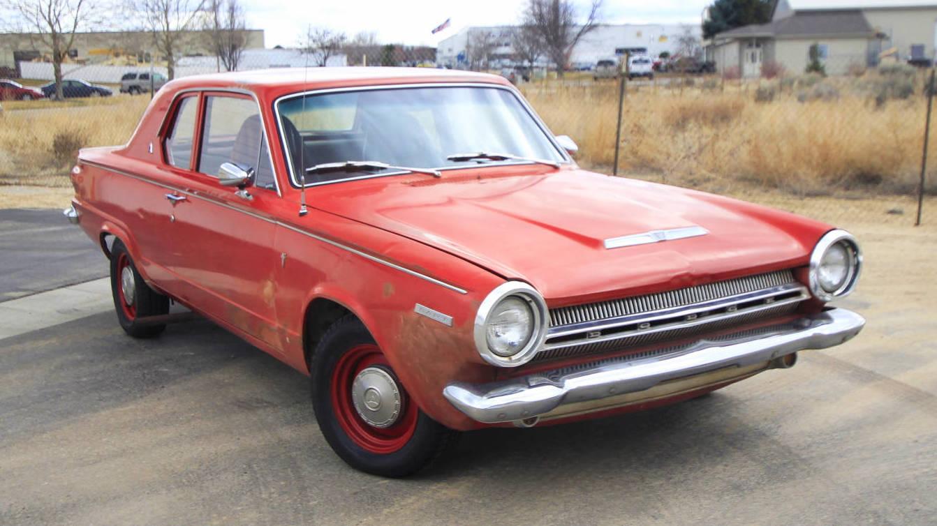 Drag Car 4k Wallpaper Exclusive Our 1964 Dodge Dart Hot Rod