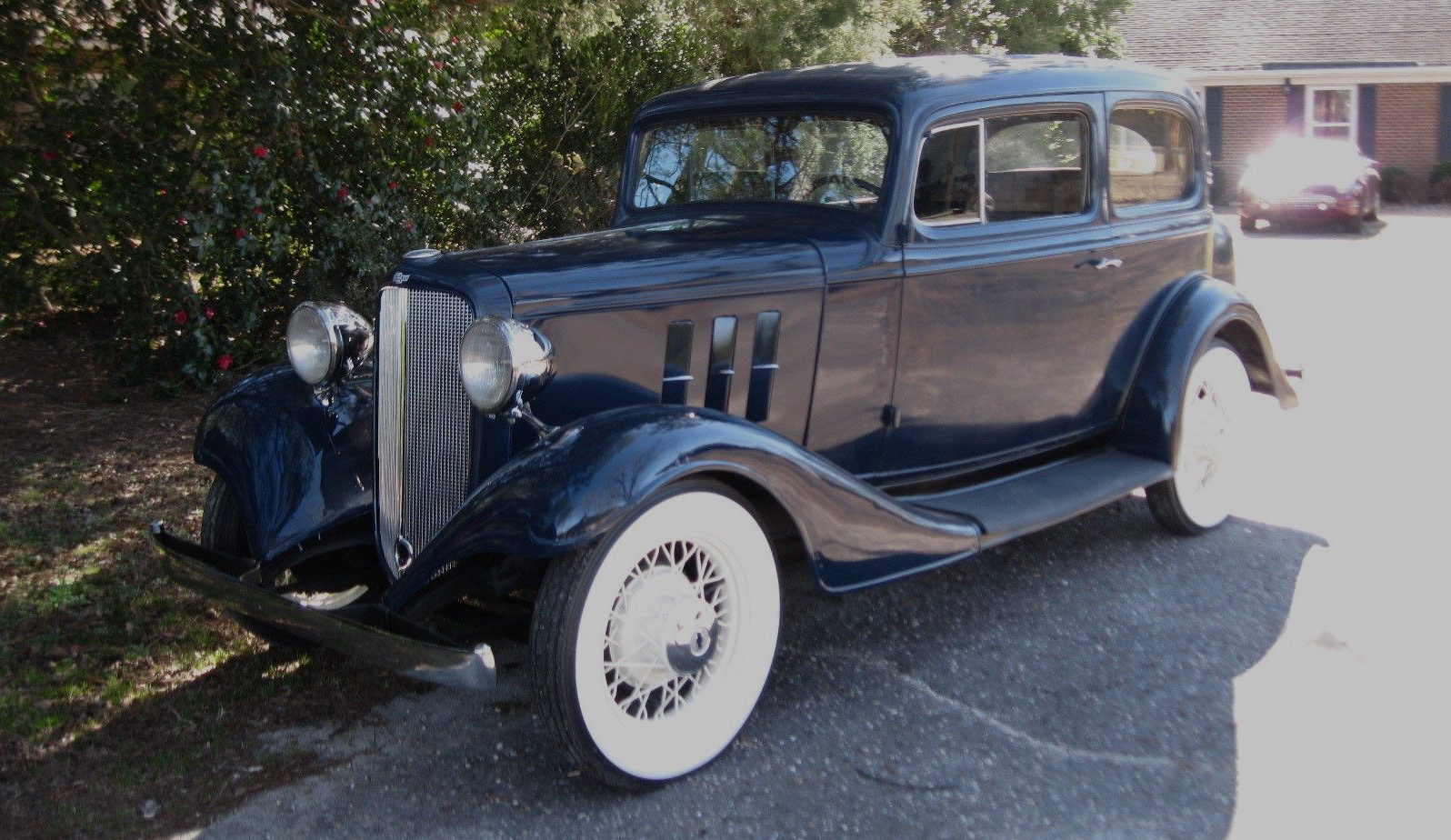 Master Or Eagle 1933 Chevrolet Sedan