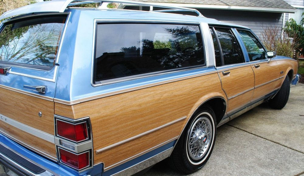 medium resolution of whatever it is there s definitely renewed interest in vehicles like this 1988 buick lesabre estate wagon here on ebay and showing just 28 919 miles