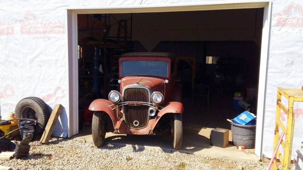 medium resolution of when i see old cars like this 32 chevy i can t help but wonder what stories they could tell it likely saw some interesting times before it went into the