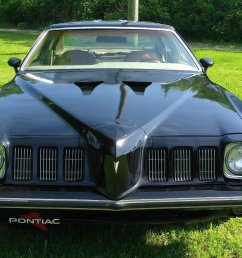 the naca ducts in the hood are i think please correct me if i m wrong actually from a 1973 gto and i can find no reference to them ever being factory for  [ 1200 x 676 Pixel ]