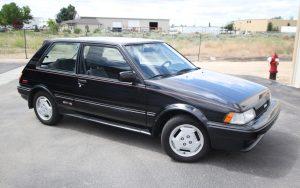 BF AUCTION: 1987 Toyota FX16 GTS