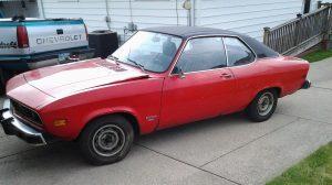 Rüsselsheim Riviera: 1974 Opel Manta