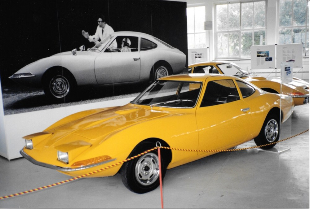 medium resolution of put a bow on it 1973 opel gt tompepper