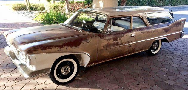 1945 Plymouth 2 Door Wagon