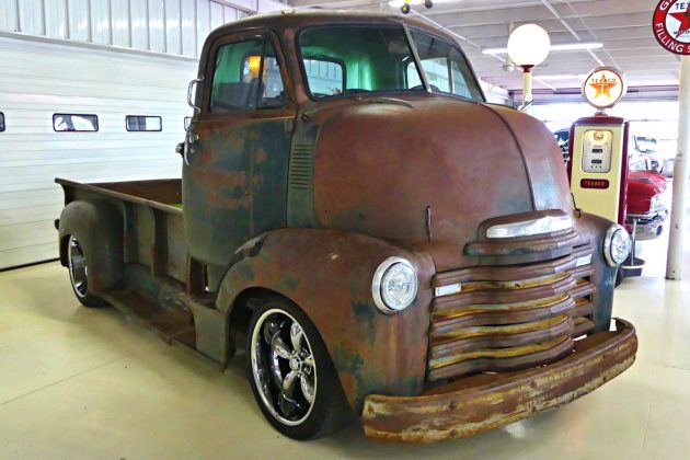 Classic Looks With Modern Flair 1952 Chevrolet Coe