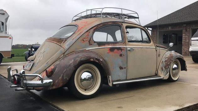 modified survivor 1958 vw