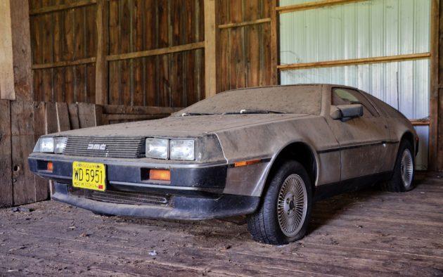 Reader Find 1981 DeLorean DMC12