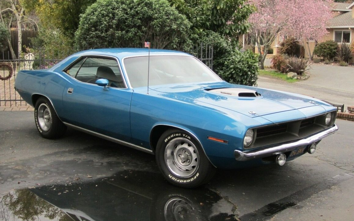 1970 Cuda 440 Six Pack Original