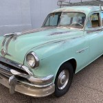 28k Miles 1954 Pontiac Chieftain Wagon