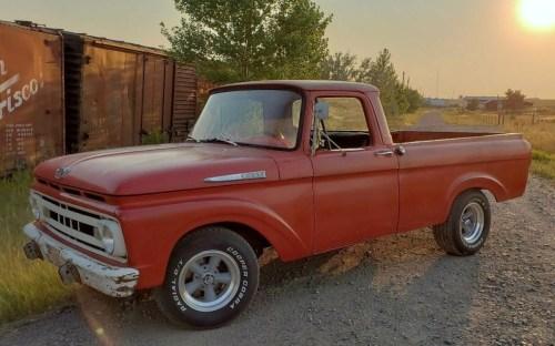 small resolution of 1961 f100