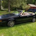 Exclusive 1987 Pontiac Sunbird Se Convertible