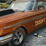 Original K Code 1964 Ford Fairlane Sports Coupe