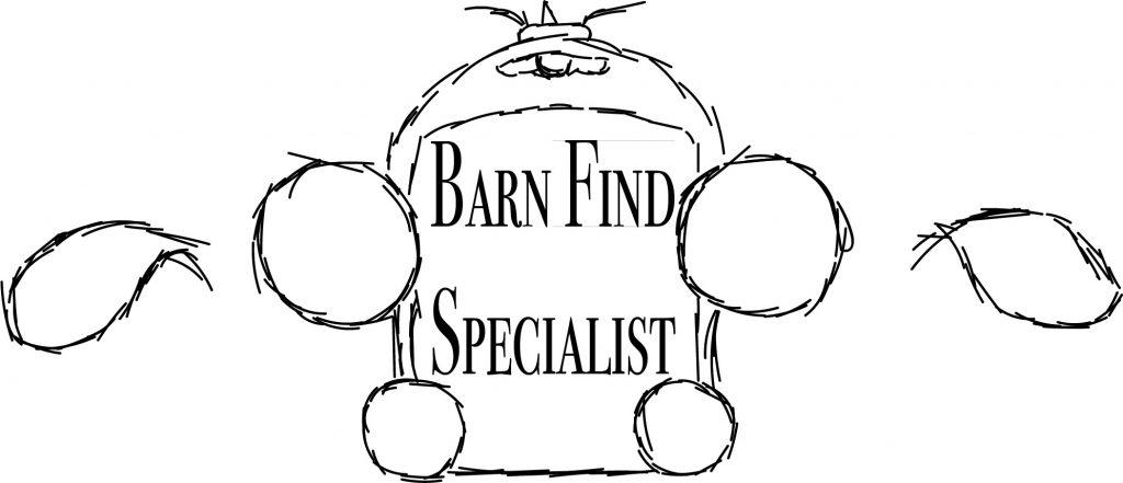The UKs Original Barn Find Specialist