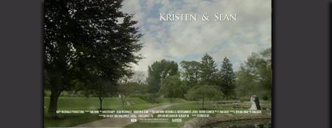 Kristen & Sean – Lehigh Valley Wedding Videography