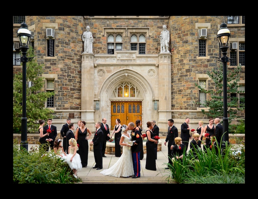 Packer Chapel Lehigh University