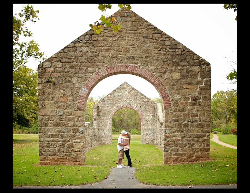 Lockridge Park Engagement 5
