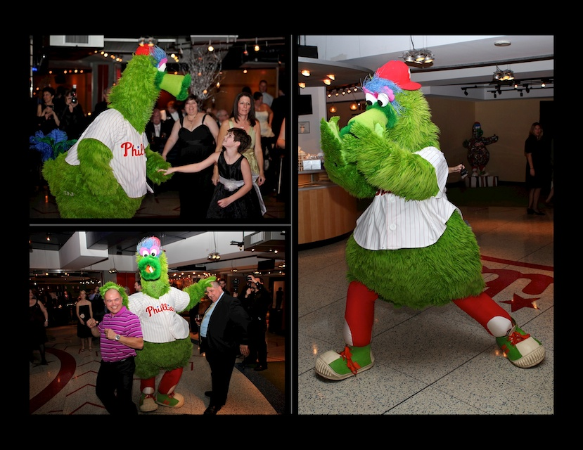 Citizens Bank Park Wedding 1007