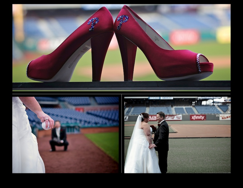 Citizens Bank Park Wedding 998
