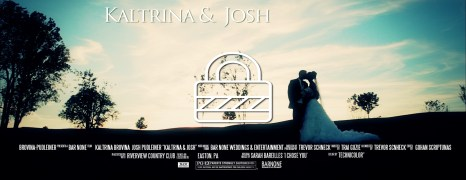 Kaltrina & Josh – Signature Edit – Riverview Country Club Wedding Film