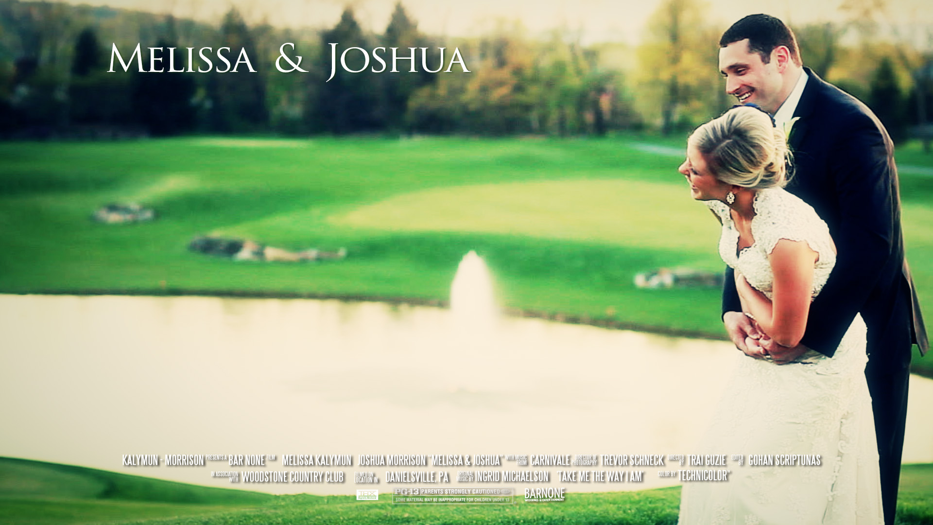 Signature Edit - Melissa & Joshua - Woodstone Country Club - Wedding Film