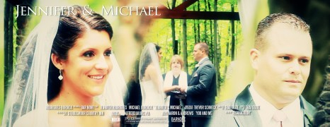 Jennifer & Michael – Stroudsmour Country Inn Wedding Film