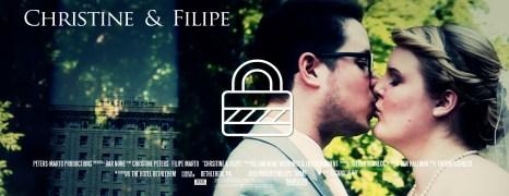 🔒 Christine & Filipe – Signature Edit Wedding Film
