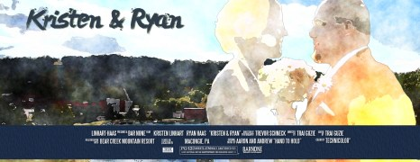 Kristen & Ryan – Bear Creek Mountain Resort – Wedding Film